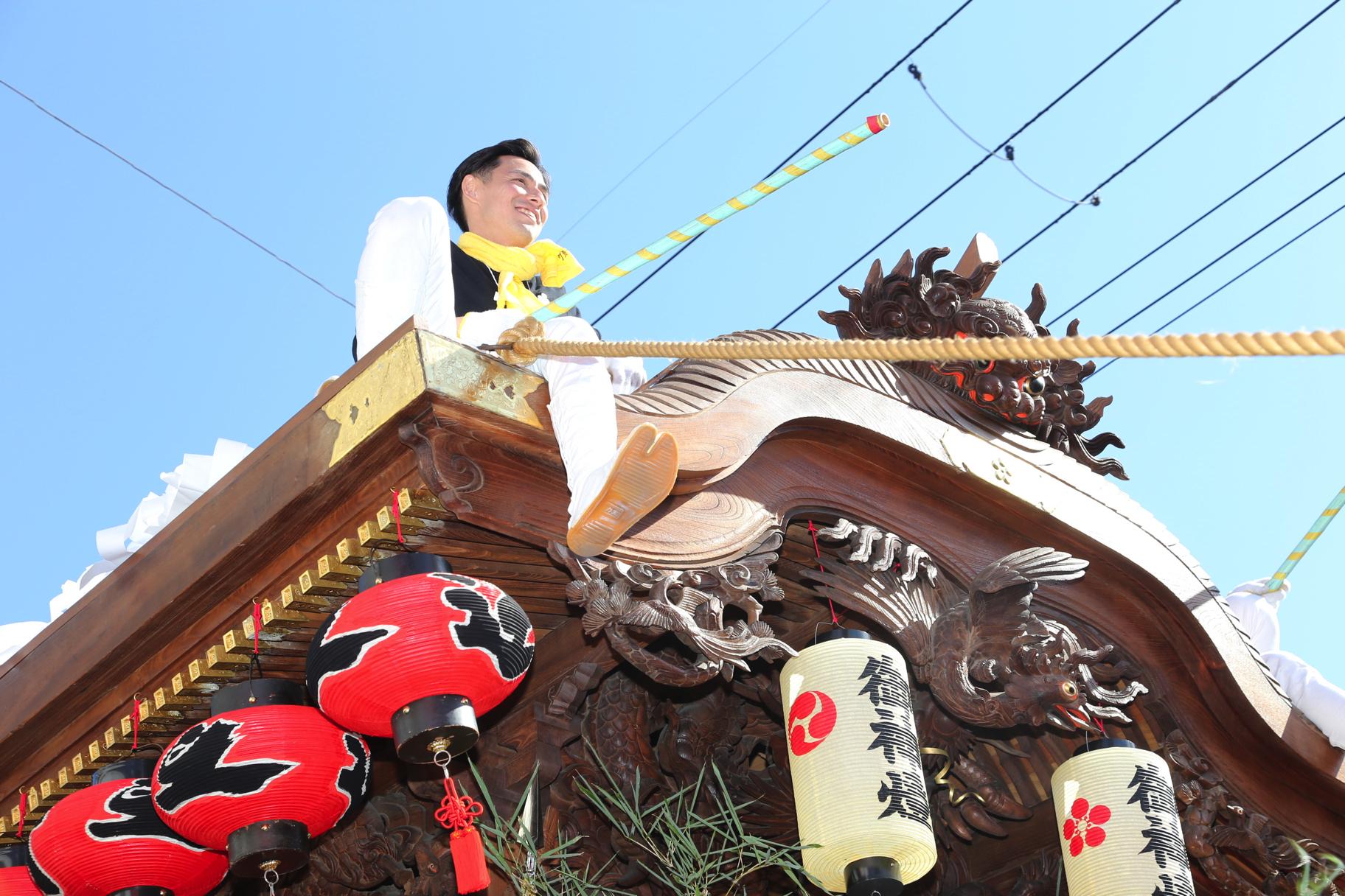 2018-故郷祭(辻之町)13